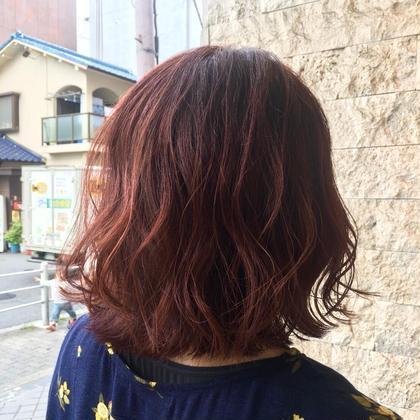 uno pulir 京橋店所属・山本美那のスタイル