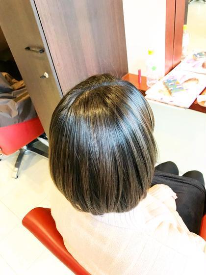 髪質改善✨似合わせカット&ストラクチャートリートメント