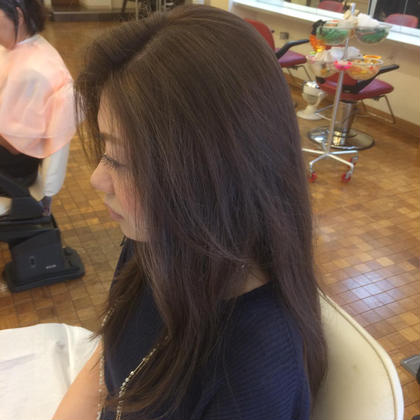 hairsalon&spa  ATTEND所属・山内研二のスタイル