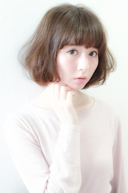 ALO所属の吉田英明のヘアカタログ