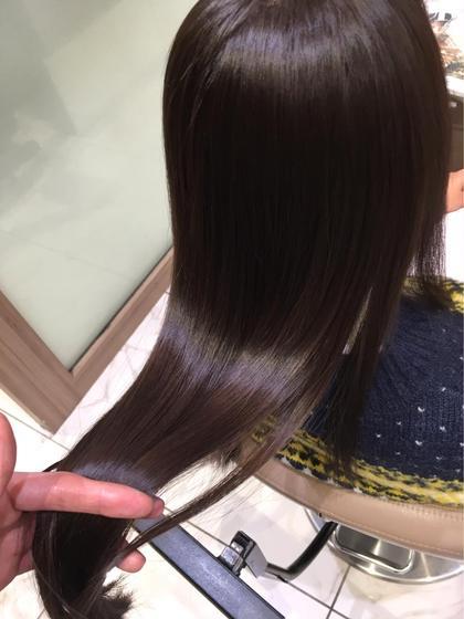 ✔️『CM級の美髪へ✨』手触り、ツヤ感をMAXにします❗️