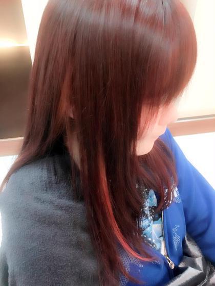 インナーカラーでピンク! 個性を出したいならコレです! SPRING所属・永井大希のスタイル
