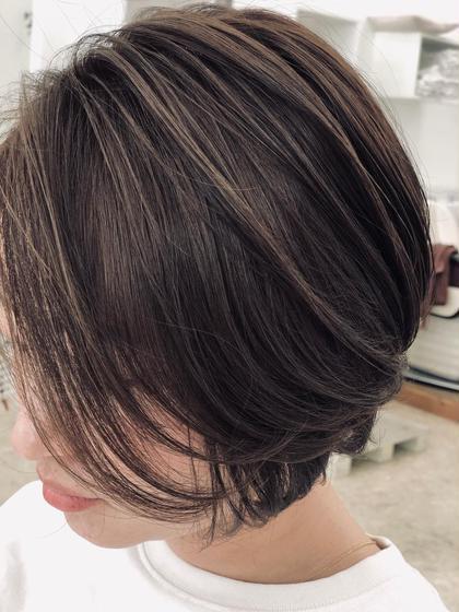 【ショートヘアカット限定メニュー】今までで1番イイショートヘアにしてみせます‼️