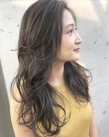 ✔️【💕人気No.1メニュー】💕似合わせカット&イルミナカラー&プラチナトリートメント💕透明感ダメージレス💕