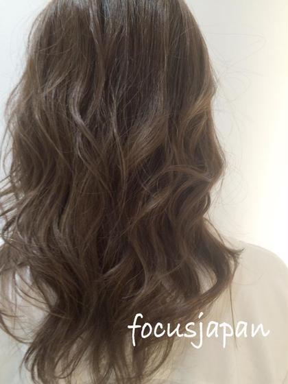 ✨✨外人風カラーフルコース✨✨ 7500円❗️ hair&makeNOISMekahi所属・野口隆太郎のスタイル