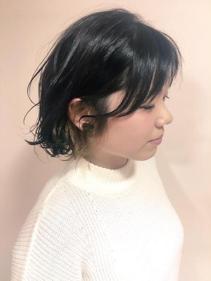 インナーカラー #tag所属・平塚真由のスタイル