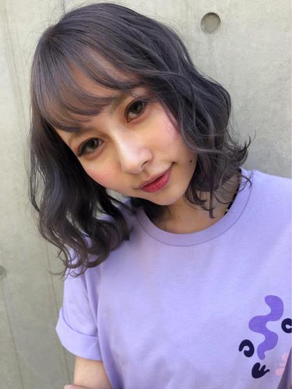 🎀カット+艶カラー+4stepトリートメント🎀