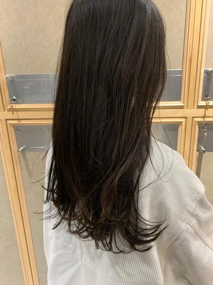 🎈朝9時半 限定🎈 髪質改善カット©︎ ナチュラルに仕上げたい方に🌿 ロングからミディアム限定 トリートメント付