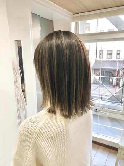 新規限定⭐︎髪質改善メニュー🌟酸熱トリートメント