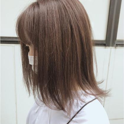 【ご来店頂いてる方はコチラ】カット & カラー & 艶髪トリートメント