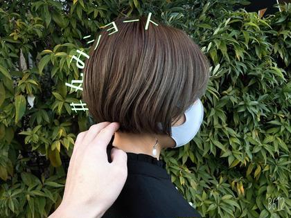 『3月後半まで一日3名限定クーポン』🌿骨格☆ヘア診断カット+トレンドカラー🌿Instagram用写真専用クーポン