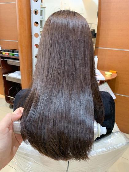 💎湿気にうちかつ縮毛矯正!うねる&広がる髪を抑えるツヤさら縮毛矯正&CMCトリートメント❣️