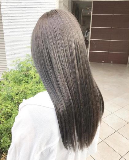 髪質改善ストレート✨似合わせカット+ミストストレートパーマ