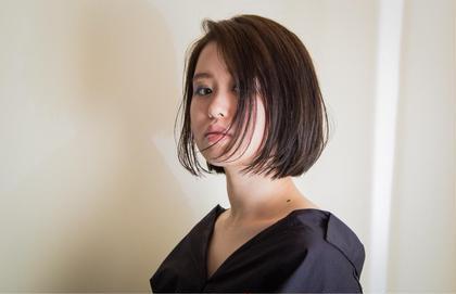 basho所属の木田安里紗のヘアカタログ