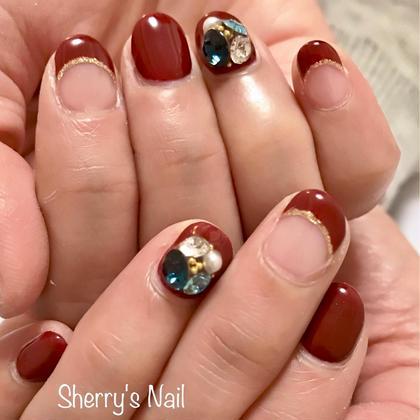 Sherry'sNail所属のSherry'sNailのネイルデザイン
