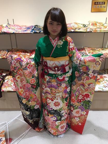 オンディーヌ立川店所属・ミニモ×オンディーヌコラボ担当のスタイル