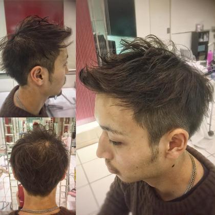 立ち上げモヒカン! HAIR DESIGN  INFINI (アンフィニー)所属・関口裕貴のスタイル