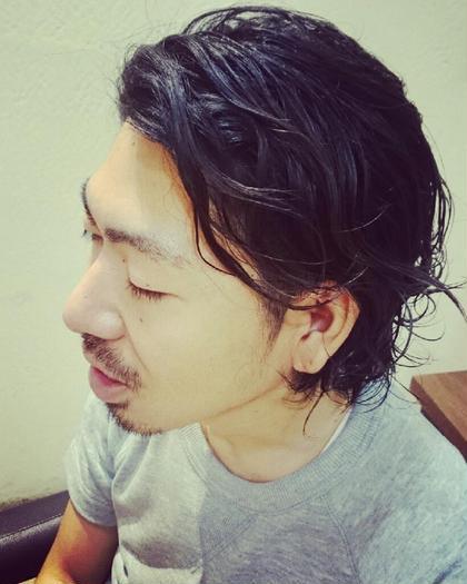 パーマスタイル BLITZ REVOLUT所属・小林ひろみのスタイル