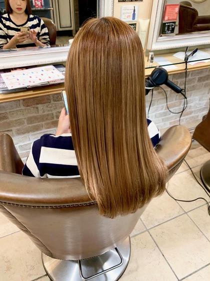 ‼️TVやSNSなどで話題沸騰‼️✨髪質改善✨酸熱トリートメント✨19570→9330