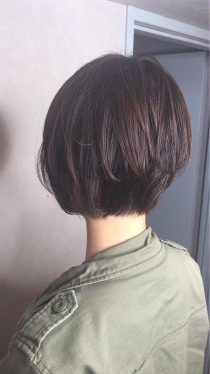 *艶カラー+ハホニコorリファンデトリートメント*【¥6400】
