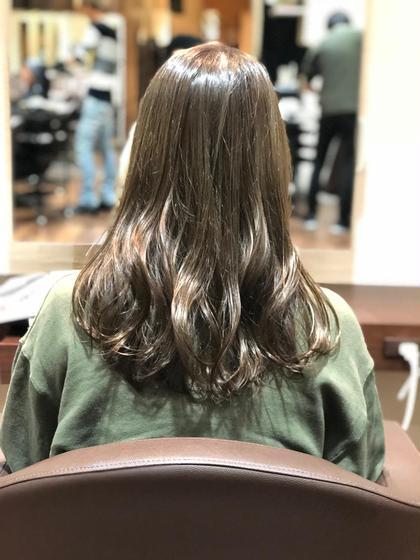 Art Hair  RIDE所属・中西大樹のスタイル