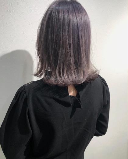 【ご新規様平日限定クーポン】✂︎カット+カラー