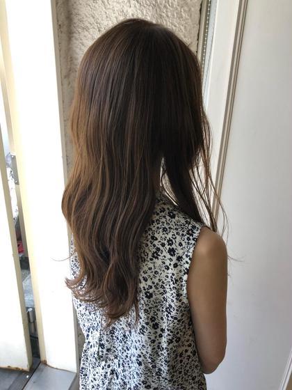 カラー #髪質改善