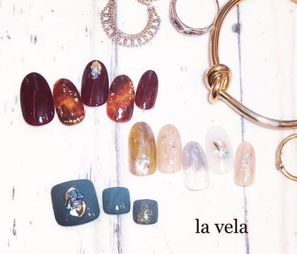 lavela(ラヴェラ)所属のlavelaラヴェラ銀座のネイルデザイン