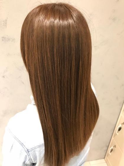 さらさらストレート☆ EARTH東神奈川店所属・渡部雄太のスタイル