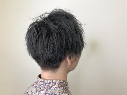 【男性人気👨🏻✂️】メンズカット+眉カット