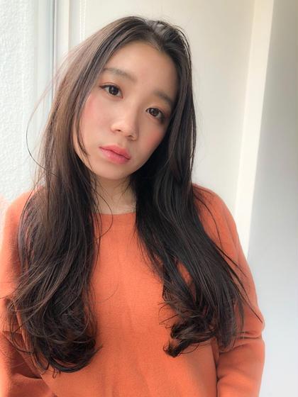【❗️❗️贅沢フルコース❗️❗️】似合わせカット & 透明感ヘアカラー & パーマ