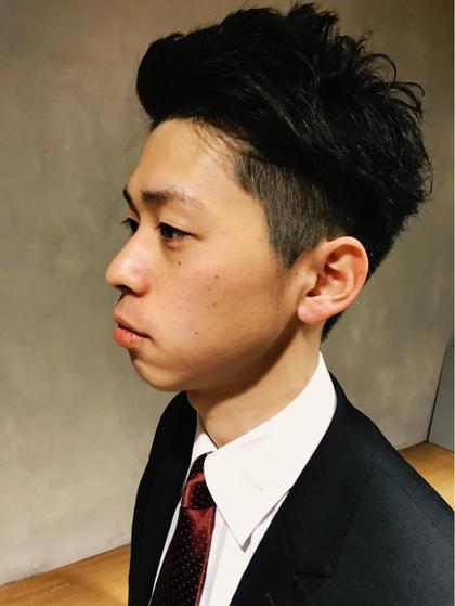 ⭐️men's限定⭐️カット+ヘッドスパ+眉カット