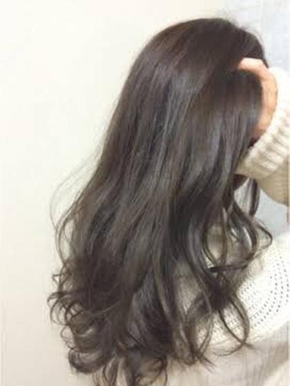 カット & 髪再生イルミナカラーorアディクシーカラー & ハホニコトリートメント