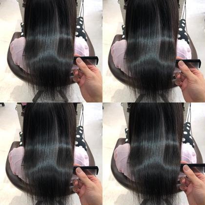 💛🌈本物の髪質改善ヘアエステ➕カット➕ダメージ分解シャンプー✨💛