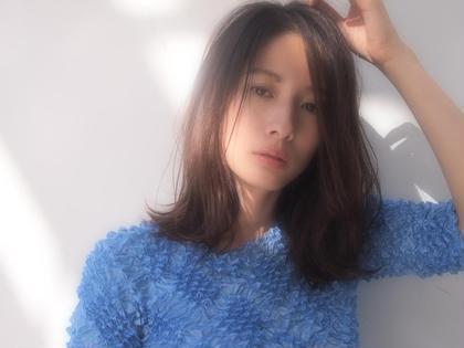 柔らかな質感のモカベージュ☆ U-REALM所属・saori(さおり)のスタイル