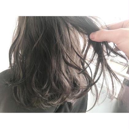 カット & 高級透明感カラー & 3step内部補修トリートメント【1番人気☆】