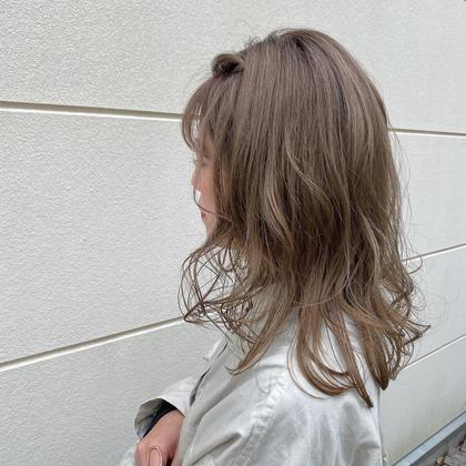 ladies cut color model ¥10300→¥2500