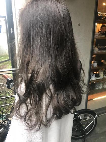 026(ゼロニイロク)所属の松坂良太のヘアカタログ