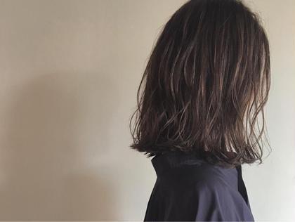 hairterraceproject所属・松吉晃征のスタイル