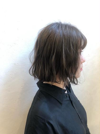 attrabyhappyhairlife所属・磯江岬のスタイル
