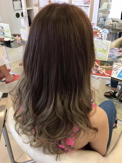 ICONIQ豊田店所属・牧野佳樹のスタイル