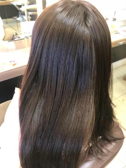 💓モテ髪【髪質改善コース✨】全てお任せ下さい❗️※カラーは傷みの少ないrカラー