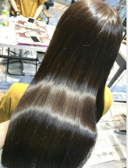 ♥究極の髪質改善♥カット & 柔らか縮毛矯正 &アミノ酸トリートメント