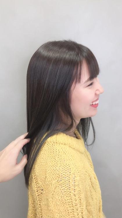 🍀【髪質改善メニュー】🍀     髪質改善ストレート+カット