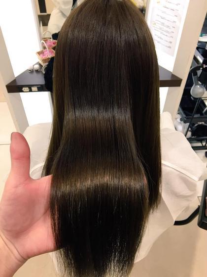 🤭超お得🤫最高の艶髪へ💭縮毛矯正➕シャンプー➕3Stepリートメント✨