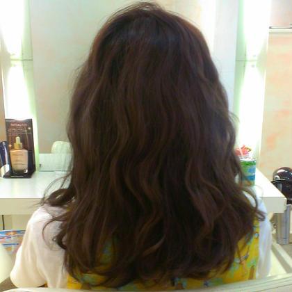ふわふわ波ウェーブ Hairsalon 7{Na-na}所属・ayumiのスタイル