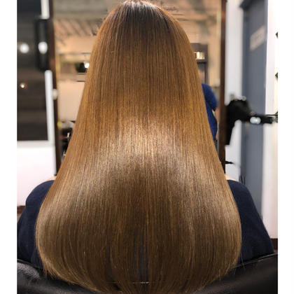 【2回目の来店の方】表参道 髪質改善サイエンスアクア+カラー+オッジィオット フルTr+(前髪カット無料)