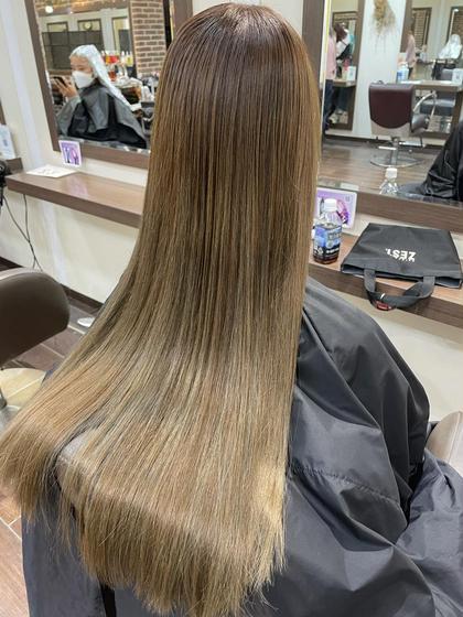 ✨ミニモ初回限定価格✨これからの季節にぴったり!髪質改善トリートメント🌈2回目以降¥5500〜
