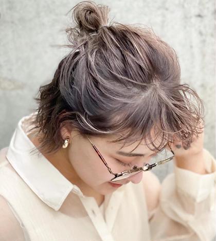 🌸 新生活応援クーポン 🌸 ハイライトカラー + コテ巻き仕上げ  【 1日1名様限定 】