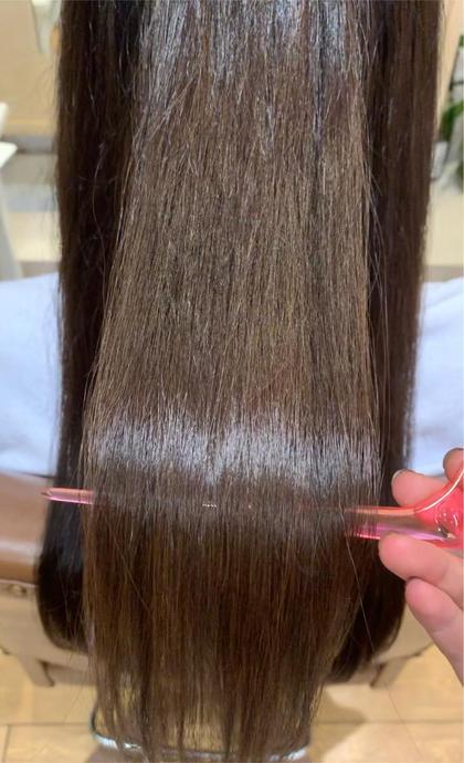 【3月中】⭐️髪質改善トリートメント⭐️
